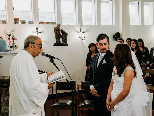 El matrimonio de Víctor y Yasmín en Linares, Linares 37