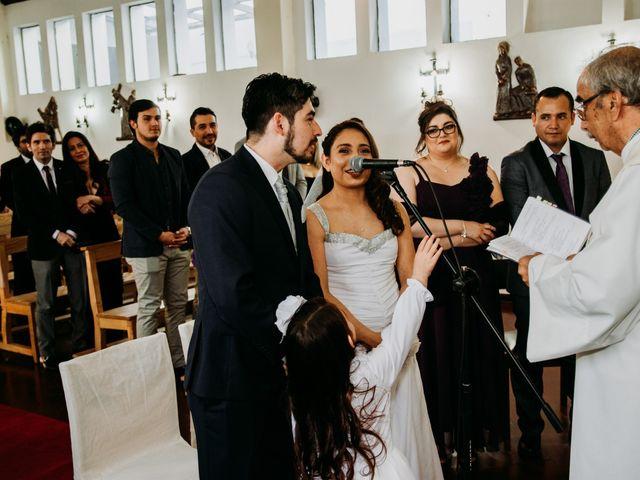 El matrimonio de Víctor y Yasmín en Linares, Linares 41