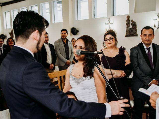 El matrimonio de Víctor y Yasmín en Linares, Linares 42