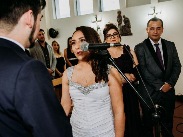 El matrimonio de Víctor y Yasmín en Linares, Linares 43