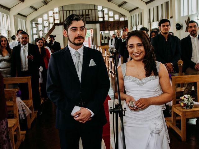 El matrimonio de Víctor y Yasmín en Linares, Linares 46