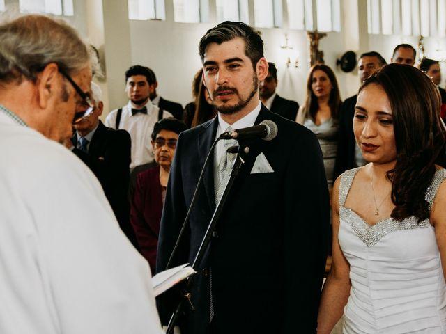El matrimonio de Víctor y Yasmín en Linares, Linares 51