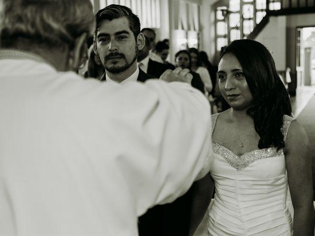 El matrimonio de Víctor y Yasmín en Linares, Linares 52