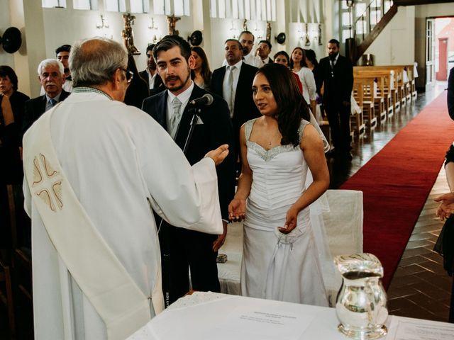 El matrimonio de Víctor y Yasmín en Linares, Linares 53