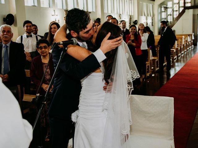 El matrimonio de Víctor y Yasmín en Linares, Linares 54