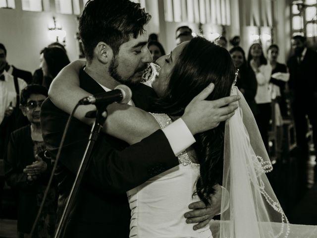El matrimonio de Víctor y Yasmín en Linares, Linares 55