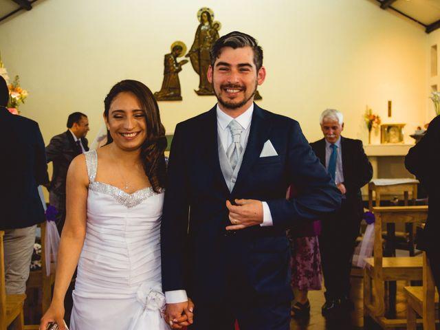 El matrimonio de Víctor y Yasmín en Linares, Linares 57