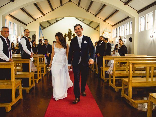 El matrimonio de Víctor y Yasmín en Linares, Linares 58