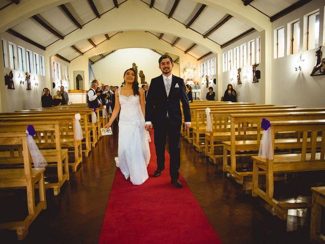 El matrimonio de Víctor y Yasmín en Linares, Linares 60