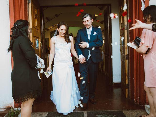 El matrimonio de Víctor y Yasmín en Linares, Linares 1
