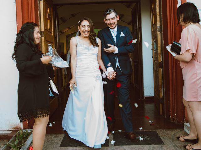El matrimonio de Víctor y Yasmín en Linares, Linares 61