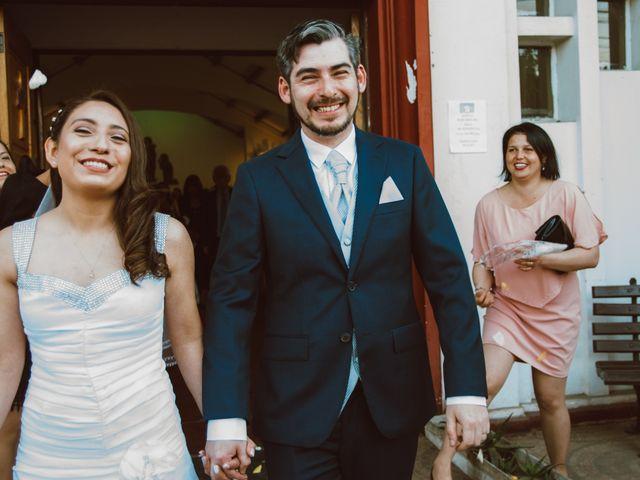 El matrimonio de Víctor y Yasmín en Linares, Linares 63