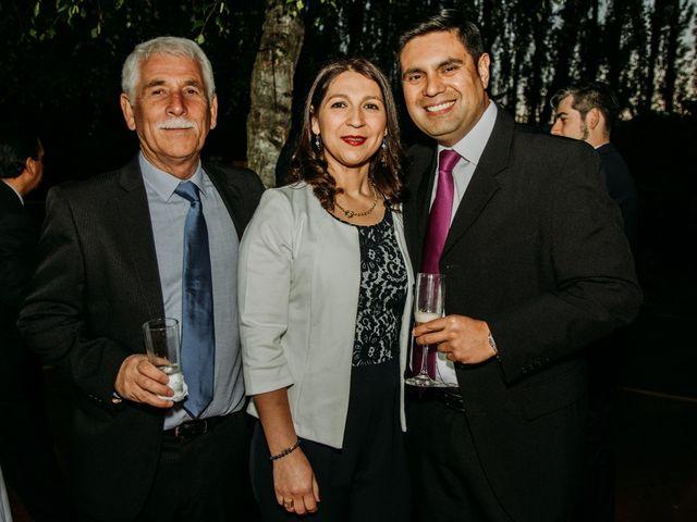 El matrimonio de Víctor y Yasmín en Linares, Linares 68