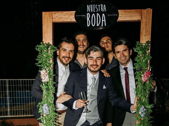 El matrimonio de Víctor y Yasmín en Linares, Linares 70