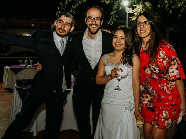 El matrimonio de Víctor y Yasmín en Linares, Linares 72
