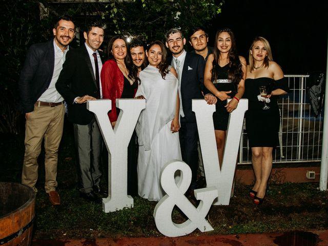 El matrimonio de Víctor y Yasmín en Linares, Linares 73