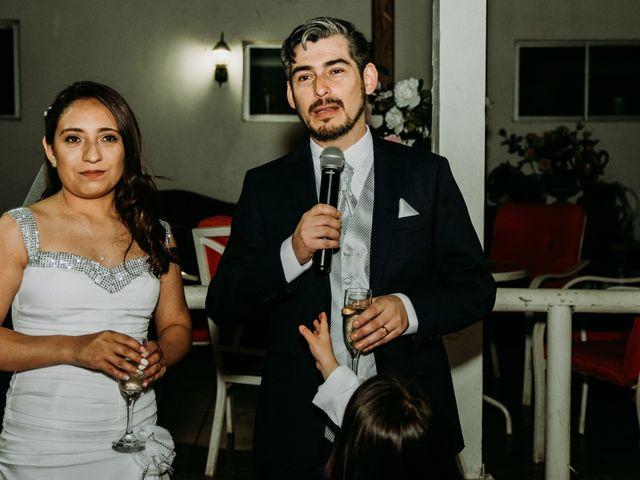 El matrimonio de Víctor y Yasmín en Linares, Linares 74