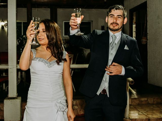 El matrimonio de Víctor y Yasmín en Linares, Linares 75