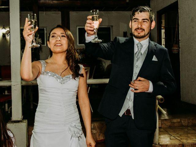El matrimonio de Víctor y Yasmín en Linares, Linares 76