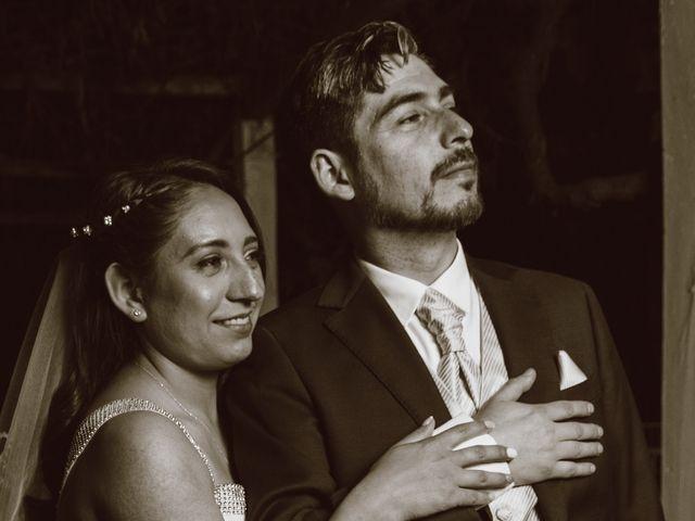 El matrimonio de Víctor y Yasmín en Linares, Linares 78