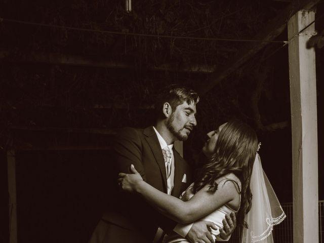 El matrimonio de Víctor y Yasmín en Linares, Linares 82