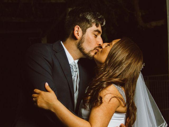 El matrimonio de Víctor y Yasmín en Linares, Linares 83