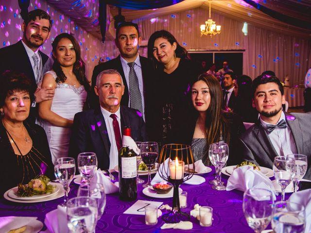 El matrimonio de Víctor y Yasmín en Linares, Linares 86