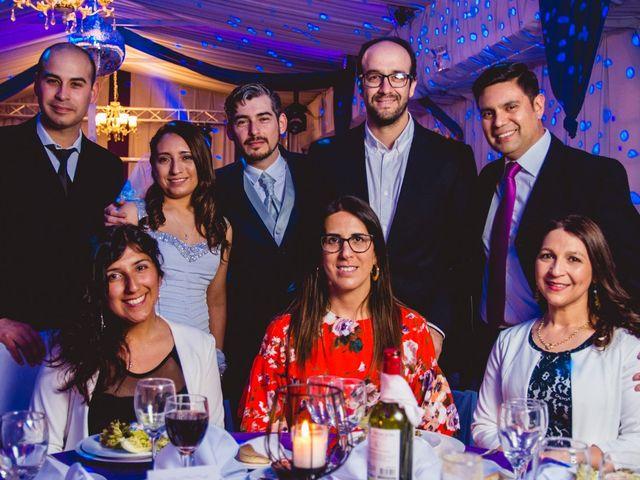 El matrimonio de Víctor y Yasmín en Linares, Linares 87