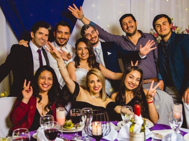 El matrimonio de Víctor y Yasmín en Linares, Linares 88