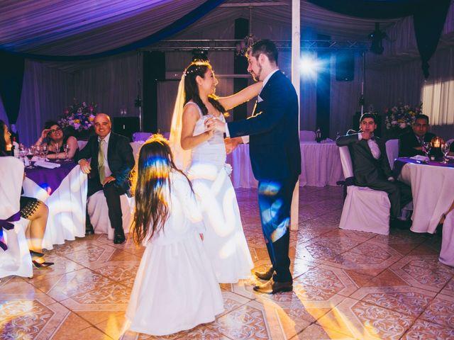 El matrimonio de Víctor y Yasmín en Linares, Linares 95