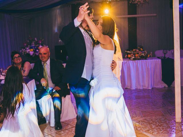 El matrimonio de Víctor y Yasmín en Linares, Linares 96