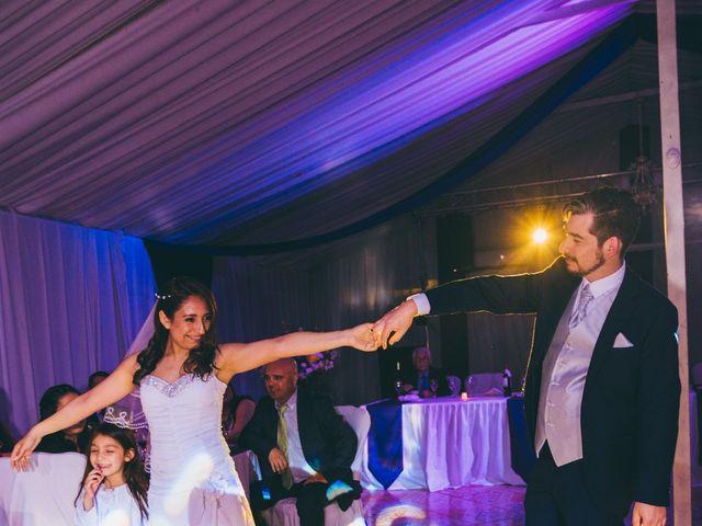 El matrimonio de Víctor y Yasmín en Linares, Linares 97