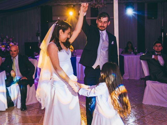 El matrimonio de Víctor y Yasmín en Linares, Linares 98