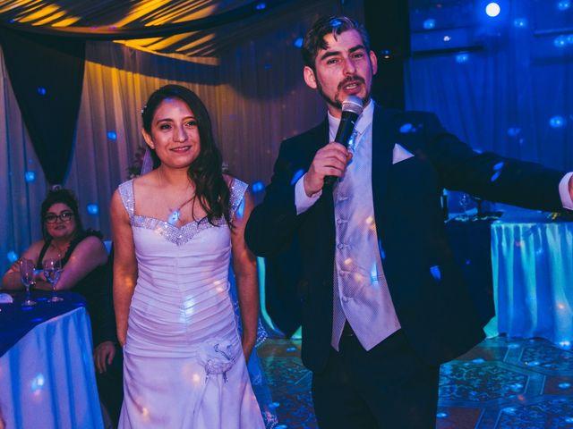 El matrimonio de Víctor y Yasmín en Linares, Linares 100