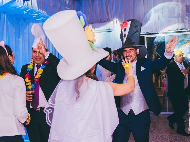 El matrimonio de Víctor y Yasmín en Linares, Linares 101