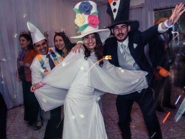 El matrimonio de Víctor y Yasmín en Linares, Linares 102