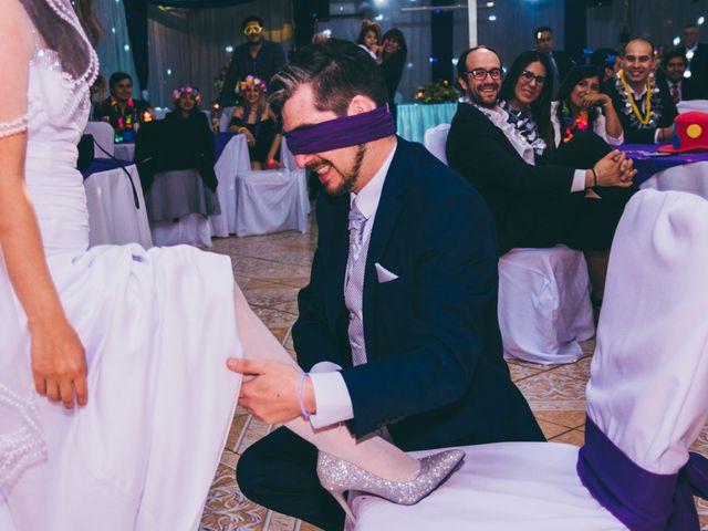 El matrimonio de Víctor y Yasmín en Linares, Linares 108