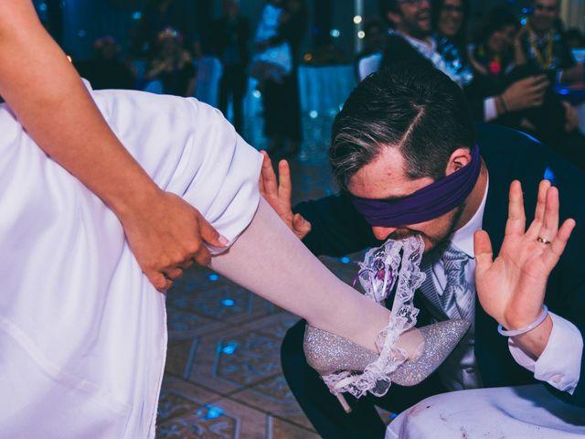El matrimonio de Víctor y Yasmín en Linares, Linares 112