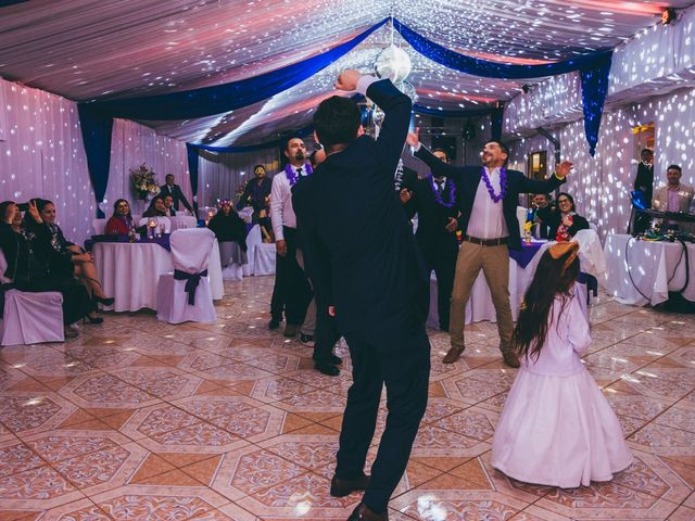 El matrimonio de Víctor y Yasmín en Linares, Linares 116