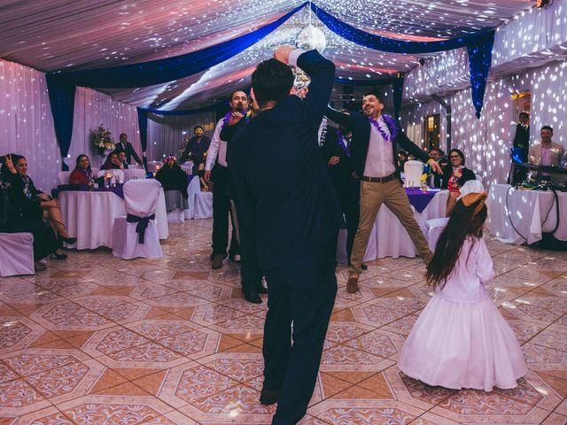 El matrimonio de Víctor y Yasmín en Linares, Linares 117