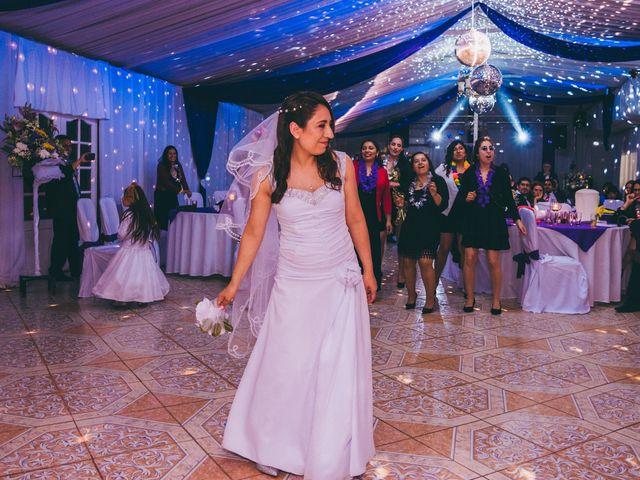 El matrimonio de Víctor y Yasmín en Linares, Linares 120