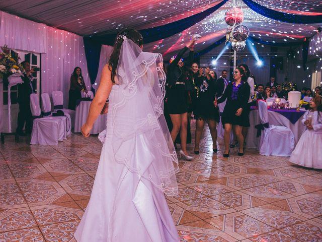 El matrimonio de Víctor y Yasmín en Linares, Linares 122