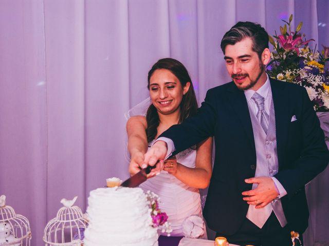 El matrimonio de Víctor y Yasmín en Linares, Linares 124