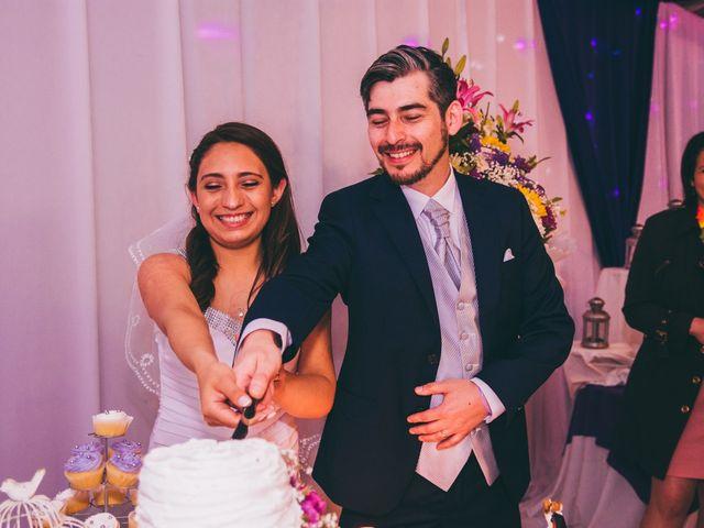 El matrimonio de Víctor y Yasmín en Linares, Linares 125