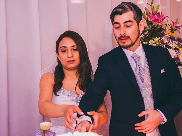 El matrimonio de Víctor y Yasmín en Linares, Linares 126