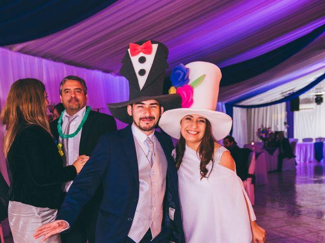 El matrimonio de Víctor y Yasmín en Linares, Linares 127
