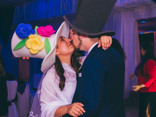 El matrimonio de Víctor y Yasmín en Linares, Linares 129