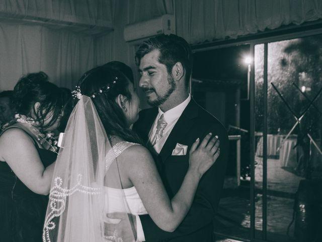 El matrimonio de Víctor y Yasmín en Linares, Linares 131