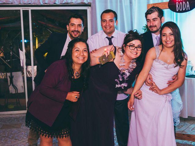 El matrimonio de Víctor y Yasmín en Linares, Linares 132