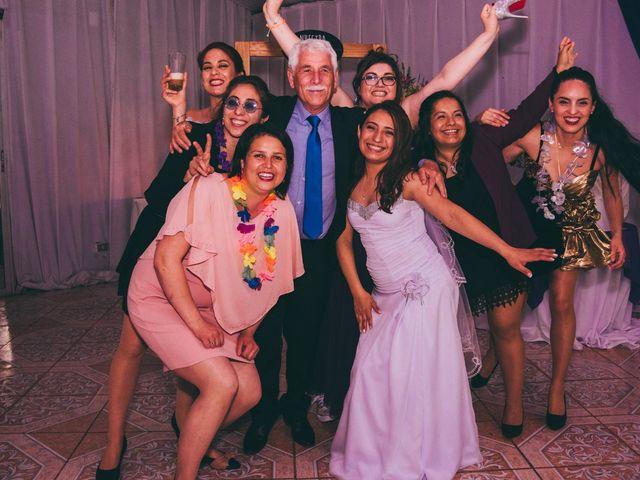El matrimonio de Víctor y Yasmín en Linares, Linares 133